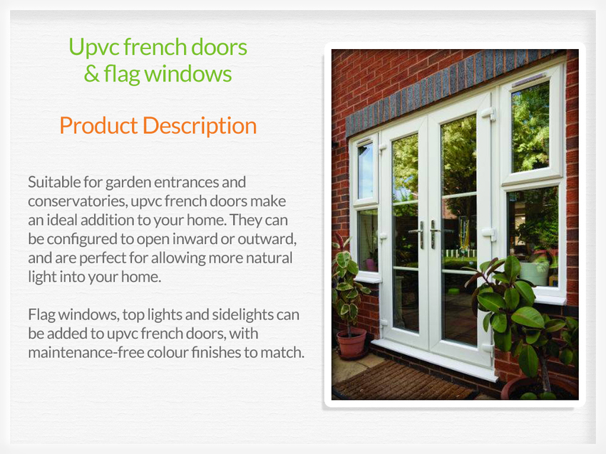 Upvc French Doors With Sidelights Part - 46: Upvc French Doors Aberdeen