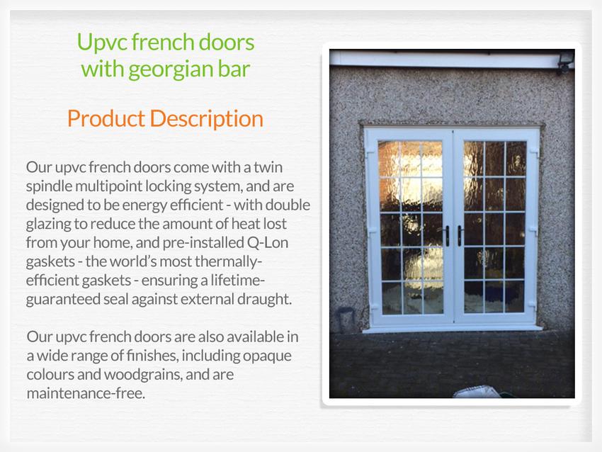 Upvc french doors Leicester  sc 1 st  We Do Doors & french doors Leicester pezcame.com