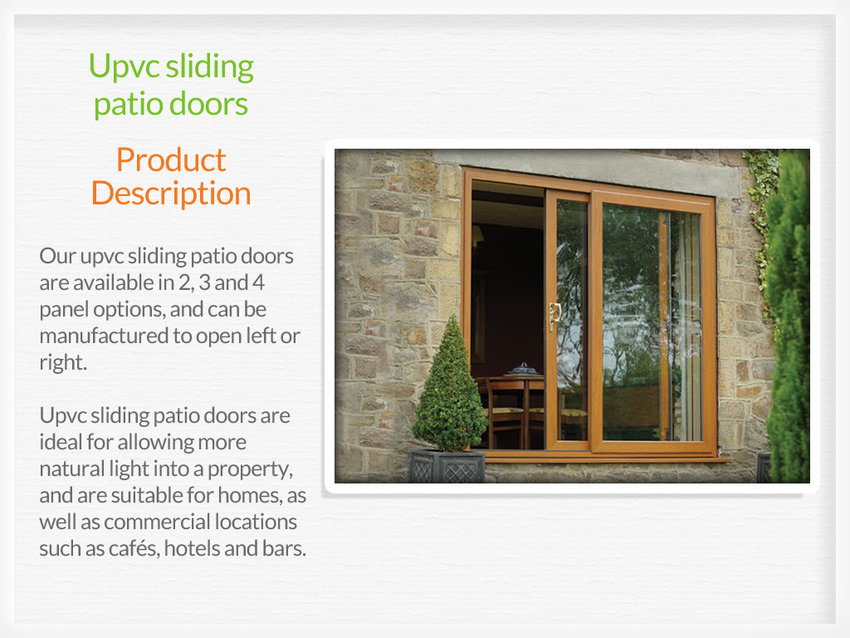 Upvc sliding patio doors essentials sliding upvc patio door 2390mm x upvc sliding patio doors poole planetlyrics Choice Image