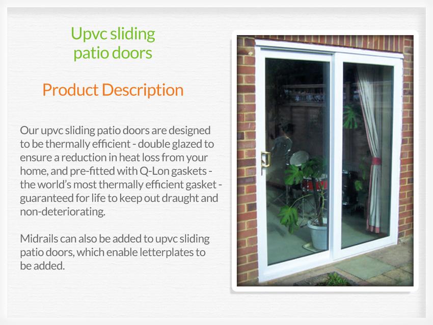 Upvc Sliding Patio Doors Northallerton
