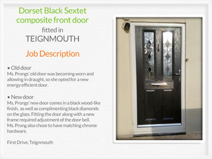 Door suppliers and fitters in Teignmouth