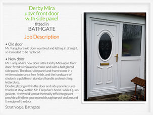 Door supplier and fitter in Bathgate