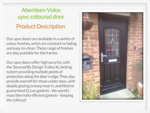 Doors suppliers and installers in Knottingley