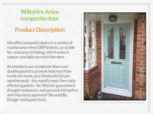 Door suppliers and fitters in Standish