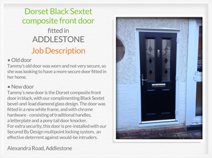 Door supplier and installer in Addlestone