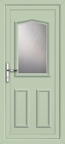 Chartwell green fully fitted aberdeen upvc back doors for Upvc back doors fitted