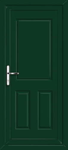 Green fully fitted bromley upvc back doors for Back doors fitted