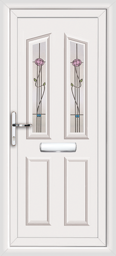 Fully fitted croydon upvc front doors for Upvc front doors fitted