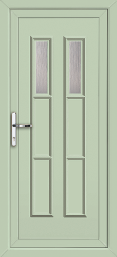 Chartwell green havering bex 2 fully fitted upvc back door for Upvc back doors fitted