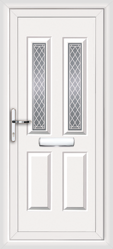 Leeds shannon  sc 1 st  We Do Doors & Fully fitted Leeds upvc front doors pezcame.com