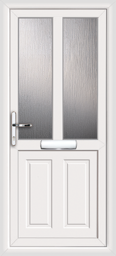 Leicester melody 2  sc 1 st  We Do Doors & Fully fitted Leicester upvc front doors