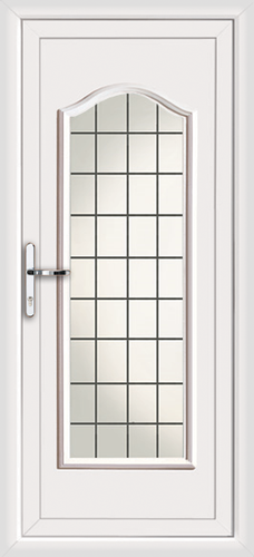 Oxford fully glazed square lead
