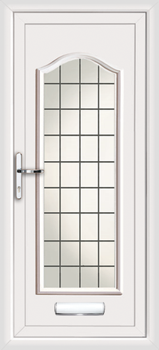 Fully fitted oxford upvc front doors for Upvc front doors fitted