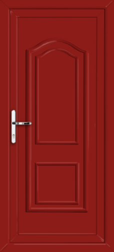 Oxford solid for Solid back doors