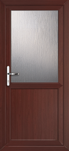 Rosewood fully fitted nottingham upvc stable doors for Upvc doors fitted