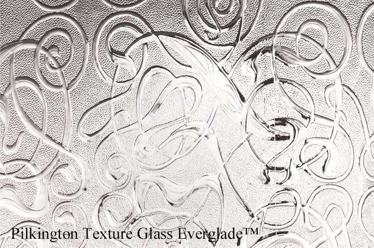 ... Pilkington Texture Glass Everglade ...  sc 1 st  We Do Doors & Pilkington obscured glass