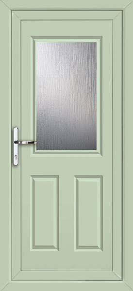 Chartwell green bromley caledon fully fitted upvc back door for Back doors fitted