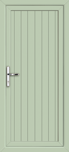 Chartwell Green Cottage Style Supply Only Upvc Front Door
