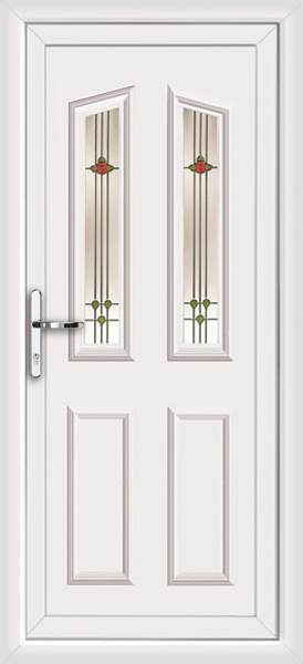 Upvc back doors and frames for Upvc doors fitted