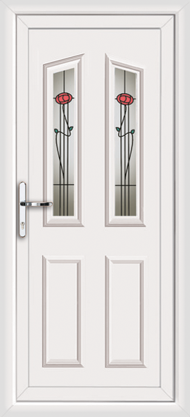Upvc back doors supplied and fitted for Back doors fitted