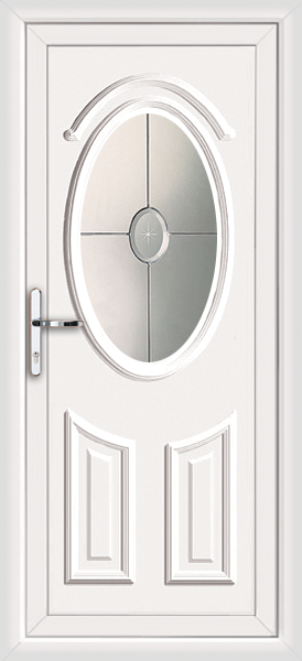 Upvc door and frame sets for Back door and frame set