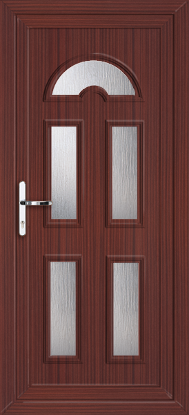 Enfield 5 glass panel for Back door with glass panels