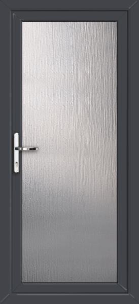 ... Upvc Back Doors; Fully Glazed Obscured. Fully Glazed Obscured