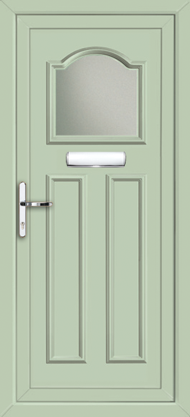 Chartwell Green Glasgow Oka Supply Only Upvc Front Door