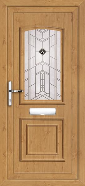 Upvc front doors b q upvc doors composite front doors for B q living room doors