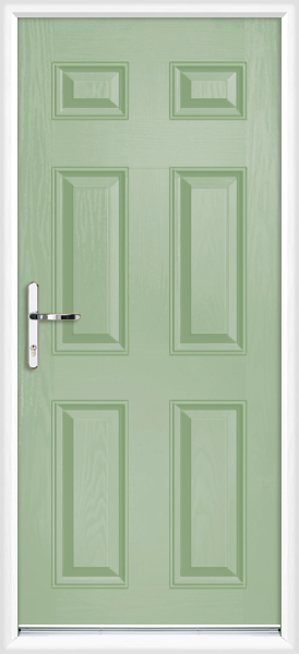 Kent  sc 1 st  We Do Doors & Chartwell Green Kent Fully Fitted Composite Back Door