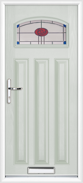 Pebble London Hansen Supply Only Composite Front Door