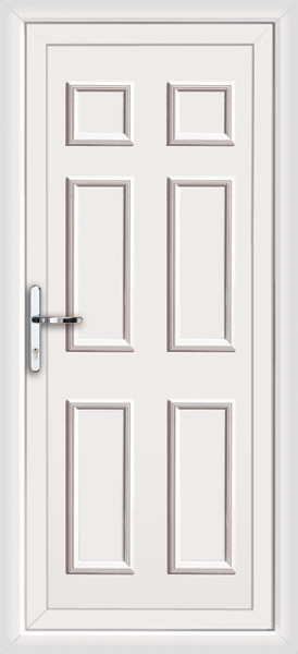 Newham solid for Solid back doors