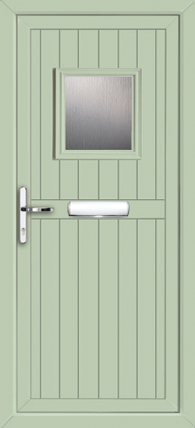 Chartwell Green Wandsworth Esmie Fully Fitted Upvc Front Door