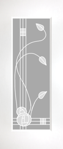 Newton pattern 10 mackintosh white  sc 1 st  We Do Doors & White Newton Pattern 10 Mackintosh White Supply Only Upvc Internal Door