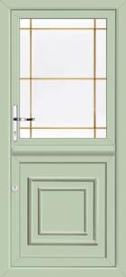 Upvc tilt turn stable door for Upvc french doors tilt and turn