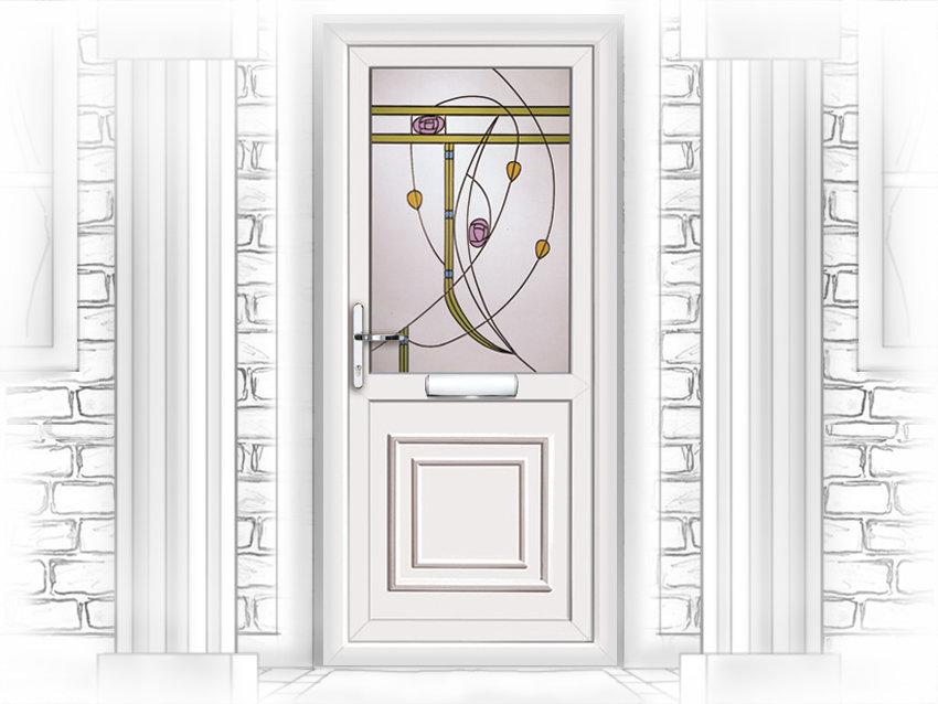 Upvc stable doors sunderland for Upvc doors fitted