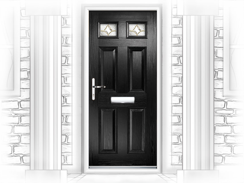 Door suppliers and installers in haywards heath for Exterior doors fitted