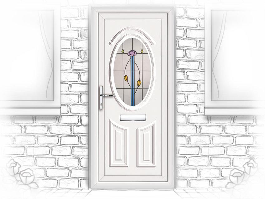 Derby Otra upvc front door fitted in Falkirk  sc 1 st  We Do Doors & Door supplier and installer in Falkirk